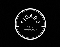 Figaro Video Production Identity