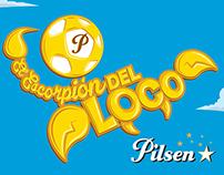 El Escorpión del loco - Pilsen*