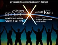 Project X Unity Festival Lawton OK