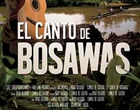 """Poster """"El Canto de Bosawas"""""""