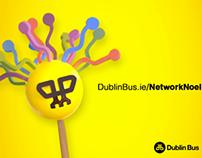 Dublin Bus 'Network Noel'