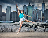 New York Ballerinas