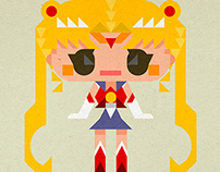 KiKaGiGa sailormoon Crystal