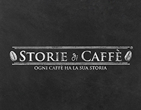 Storie di Caffe - Homemade Chalkboards