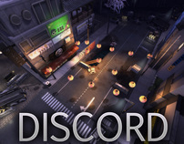 Student game: Discord