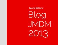Blog JMDM 2013