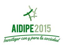 AIDIPE 2015 - Identity image