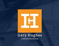Gary Hughes Construction Logo