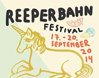 Poster Contest - Reeperbahn Festival 2014