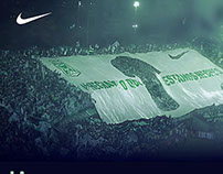 Nike / camiseta Atl. Nacional