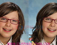 Skin retouch for portrait and weeding photos!