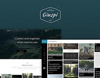 Ginspi - Web App