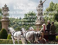 Website for Konkurs Powożenia Tradycyjnego