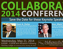 McKonly Collaborate Conference 2014