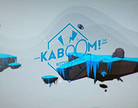 Kaboom! Game proyect / LowPoly