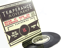 "The Temperance Movement Record Store Day 2014 7"" Vinyl"