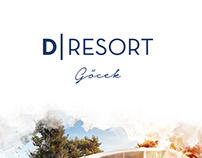 D-Resort Göcek Malling Designs 2017