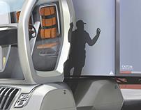 Verstar Concept Truck