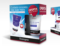 PROMOTIONAL PACK NEUTROGENA HANDS