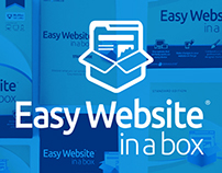 Easy Website In A Box branding