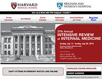 Harvard Medical School IRIM Microsite