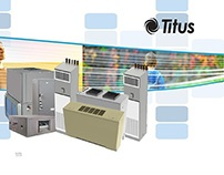 Titus Air Handler and Fan Coil Banners
