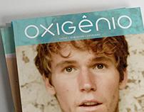 Logotipo Oxigênio