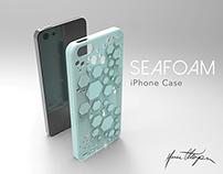 Seafoam iPhone Case