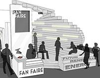 Exhibition Design - Wind Energy