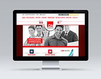 Sitio web - De Negocios