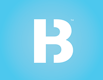 Benjamin Hapka Logo Design