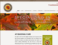 Brand Identity—Seasonal Care LLC