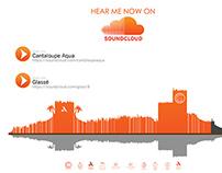 Soundcloud Flyer