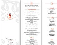 Strada & Social Lounge - rebranding & collateral