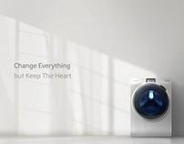 2013 SAMSUNG WW9000 DESIGN STORY