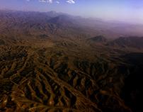 Afghanistan from Bird Eye