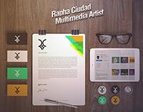 """""""Rapha Ciudad"""" Branding"""