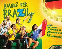 Birra Peja and Zmobile / Brazil 2014