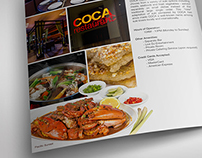 COCA Restaurant Marketing Kit