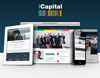 iCapital - Responsive Website