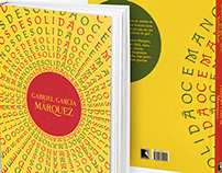 'One Hundred Years of Solitude' book design