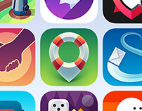 Some iOS Application icons