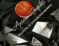 Brochure Axiom Graphic