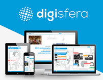 Digisfera website