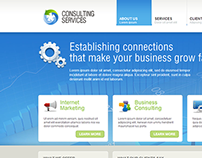 Personal Consulting Joomla Template