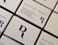 """Davide Rinolfi """"Logo&BusinessCard"""""""