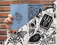 Cuaderno de dibujos (Drawingbook)