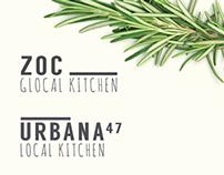 Branding Zoc/Urbana 47