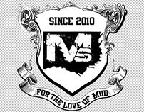 Crest design for Muddy Sports