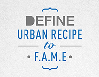 DEFINE Urban Recipe to Fame